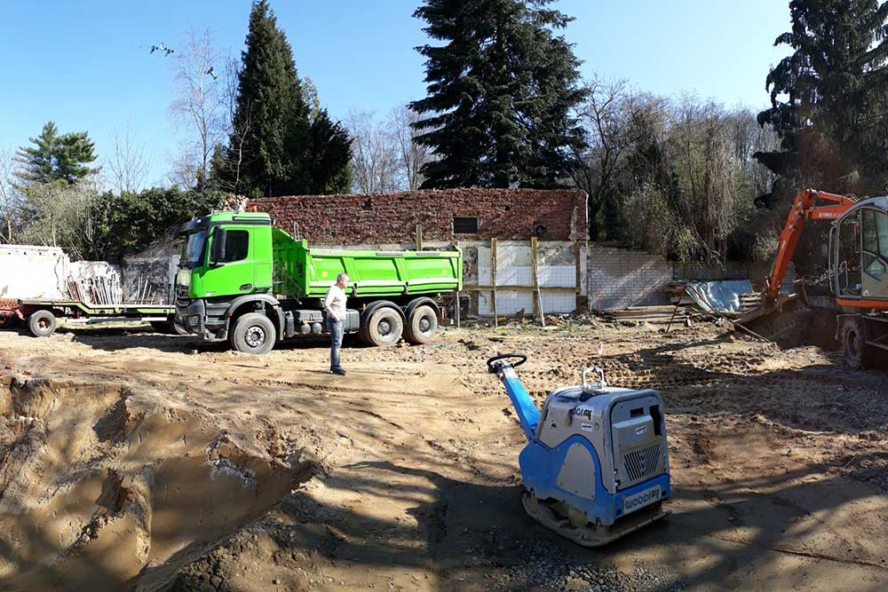 Neubau   Mehrfamilienhaus – C.A.S.A. Projektentwicklungsgesellschaft mbH