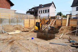 Neubau | Mehrfamilienhaus mit Tiefgarage