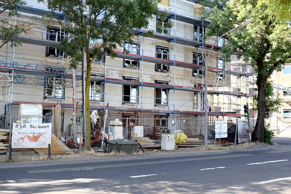 Neubau | Mehrfamilienhaus